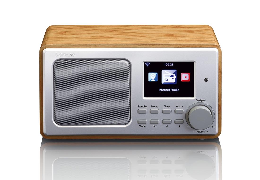 Lenco DIR-100 Wood