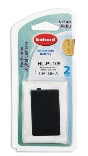 Hahnel HL-PL109 Pentax