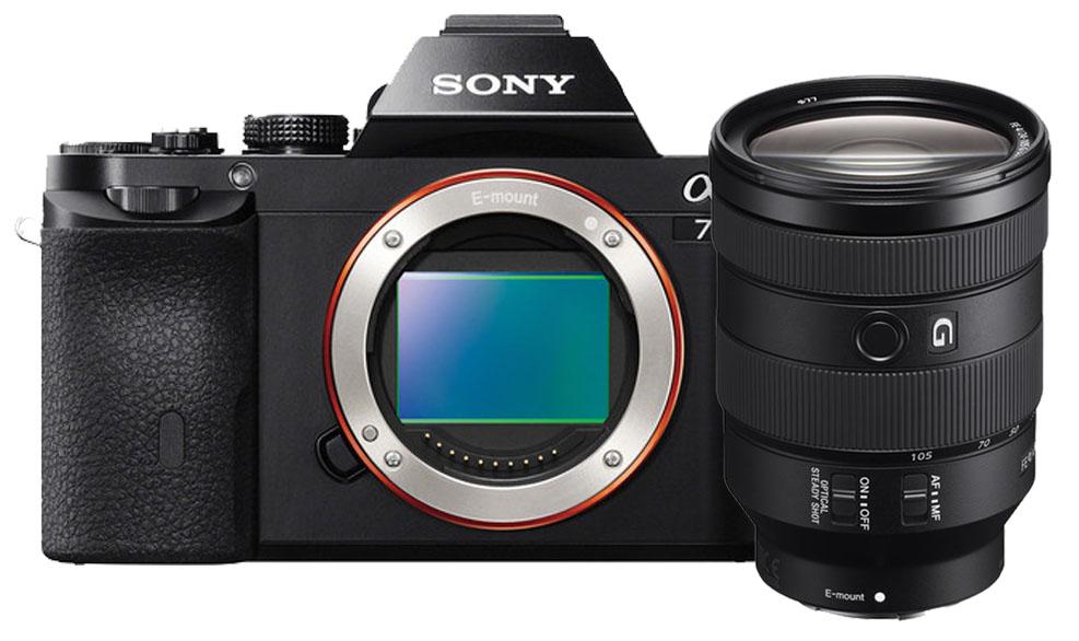 Sony A7S + 24-105mm F/4.0 G OSS