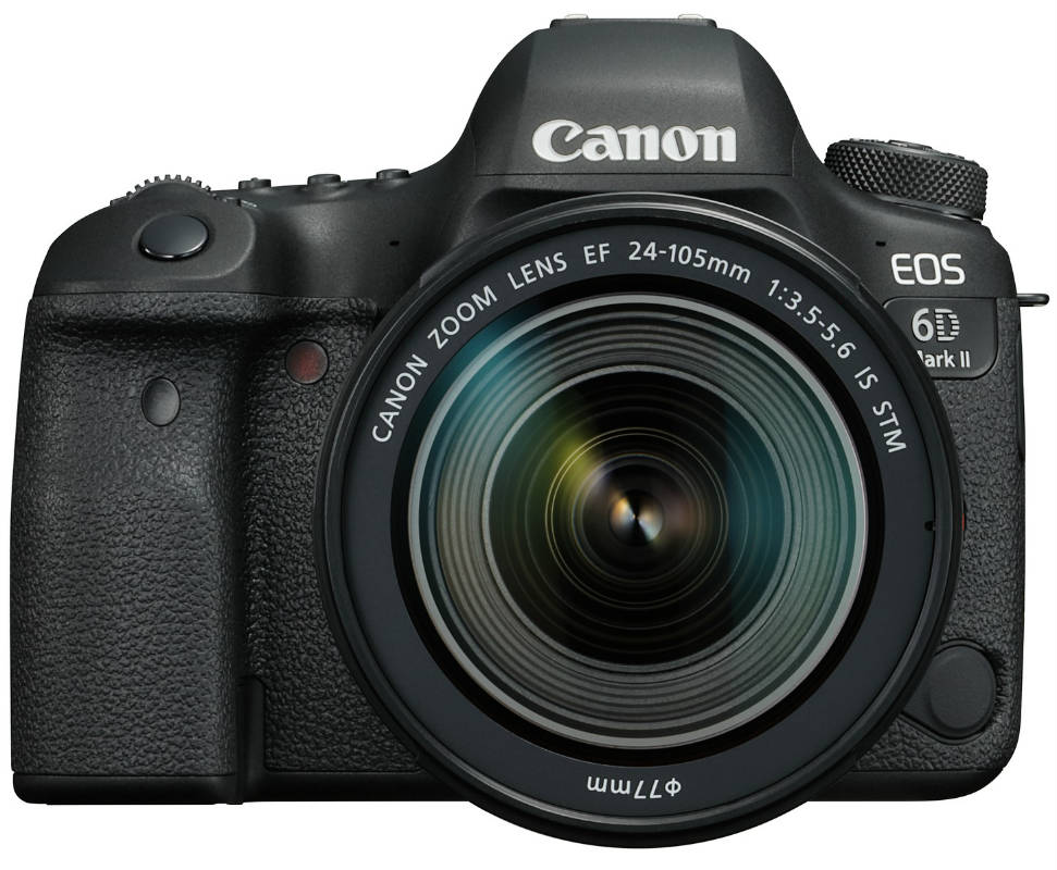 Canon EOS 6D mark II + 24-105mm f/3.5-5.6 IS STM