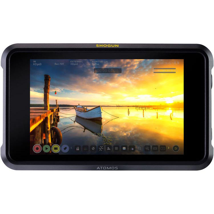 Atomos Shogun 7 monitor/recorder