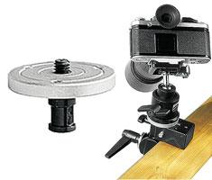 Manfrotto 208, Adapter