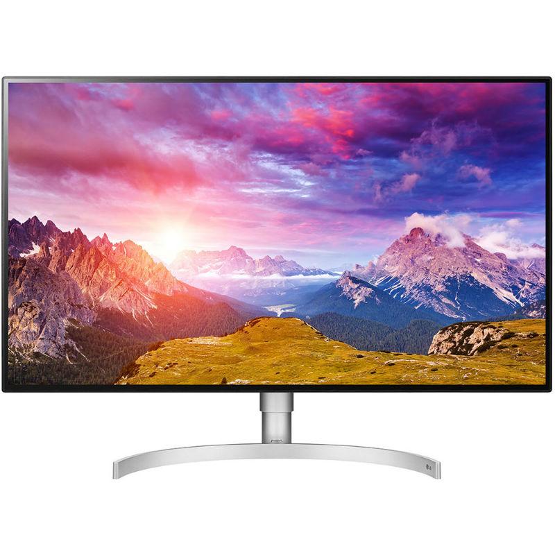 LG 32UL950-W 32 4K monitor