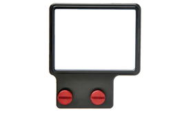 Zacuto ZFinder Mounting Frame Canon 5D Mark II