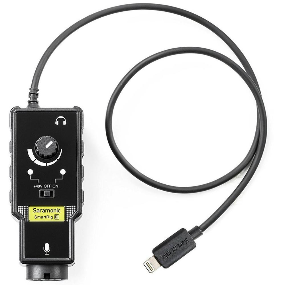 Saramonic Microfoon Adapter SmartRig Di voor iOS Smartphones