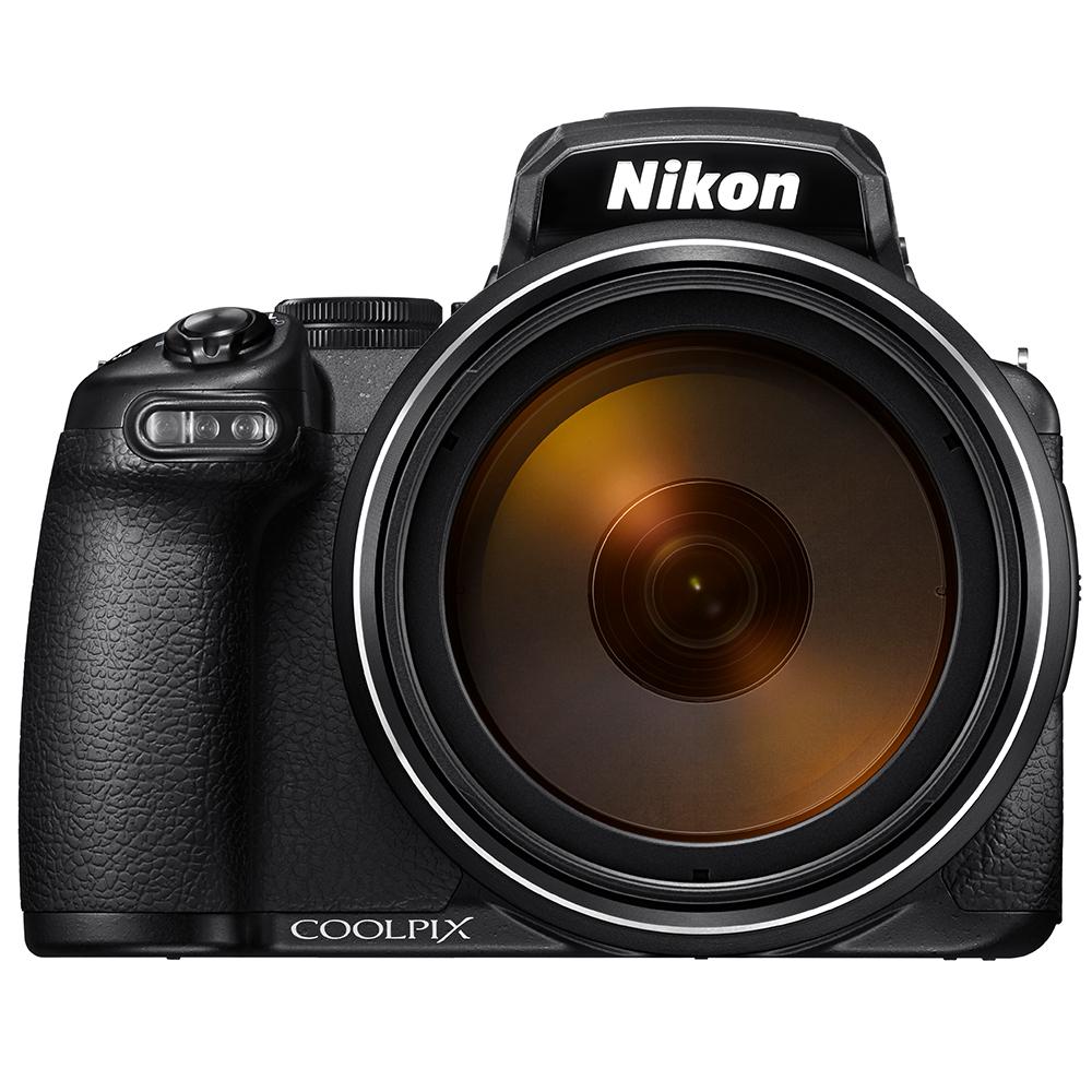 Nikon Coolpix P1000 zwart OUTLET