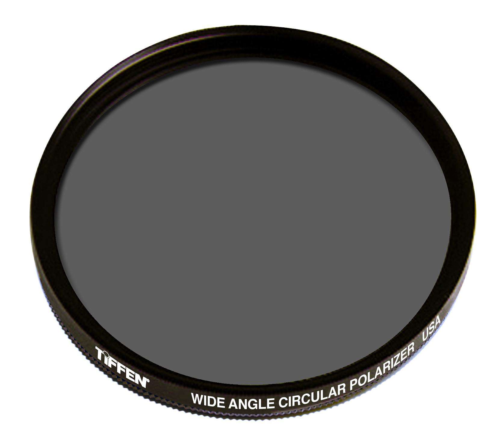 Tiffen 67mm Circulair Polarisatie Wide Angle