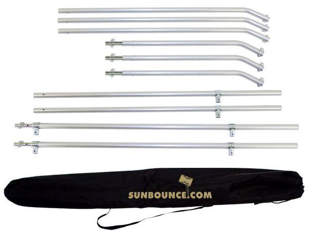 Sunbounce SB BIG Frame with shoulder sling bag