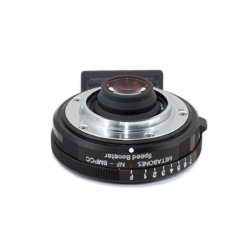 Metabones Nikon G Blackmagic Pocket Cinema Camera Speed Booster