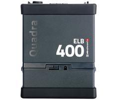 Elinchrom ELB 400 met Accu