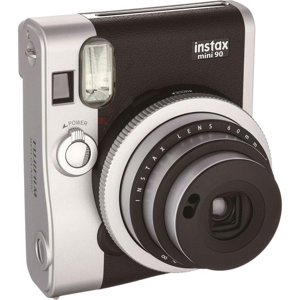 Fujifilm Instax Mini 90 zwart incl. accu