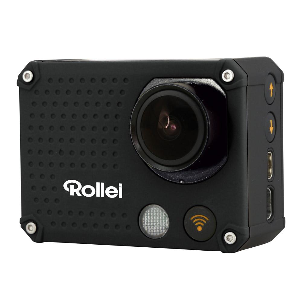 Rollei 420 Actioncam zwart OUTLET