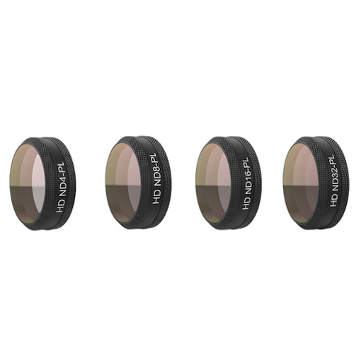 PGYTech Filter for Mavic Air ND Set ND4-PL/8PL/16PL/32PL