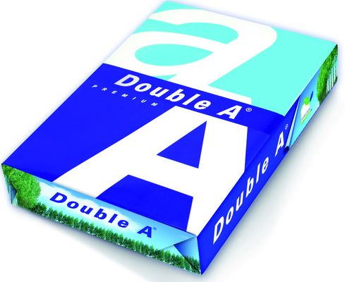 Afbeelding van Double A Quality Paper A4 80 gram 500 vel 5 pack