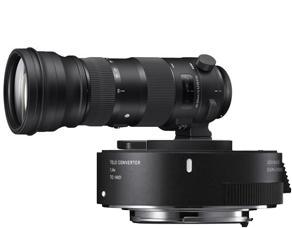 Sigma 150-600mm F/5-6.3 DG OS HSM Sports Canon + TC-1401 (1.4x) Teleconverter