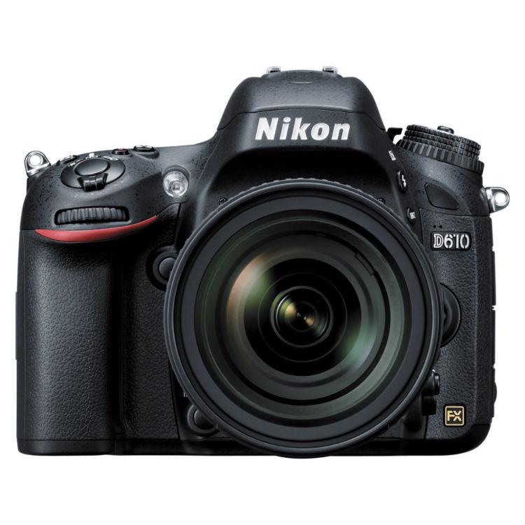 NIKON D 610 + 24-85 VR