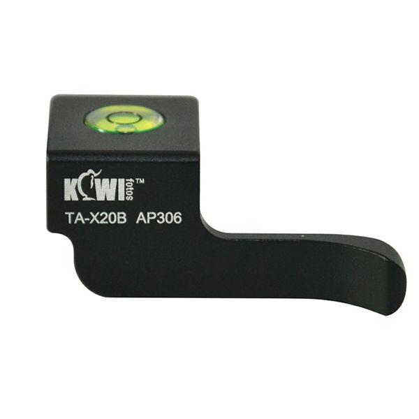 Kiwi TA-X20B Hot Shoe Thumb Up Grip