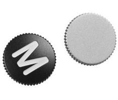 Leica 14017 Soft Release Button M 12mm Black