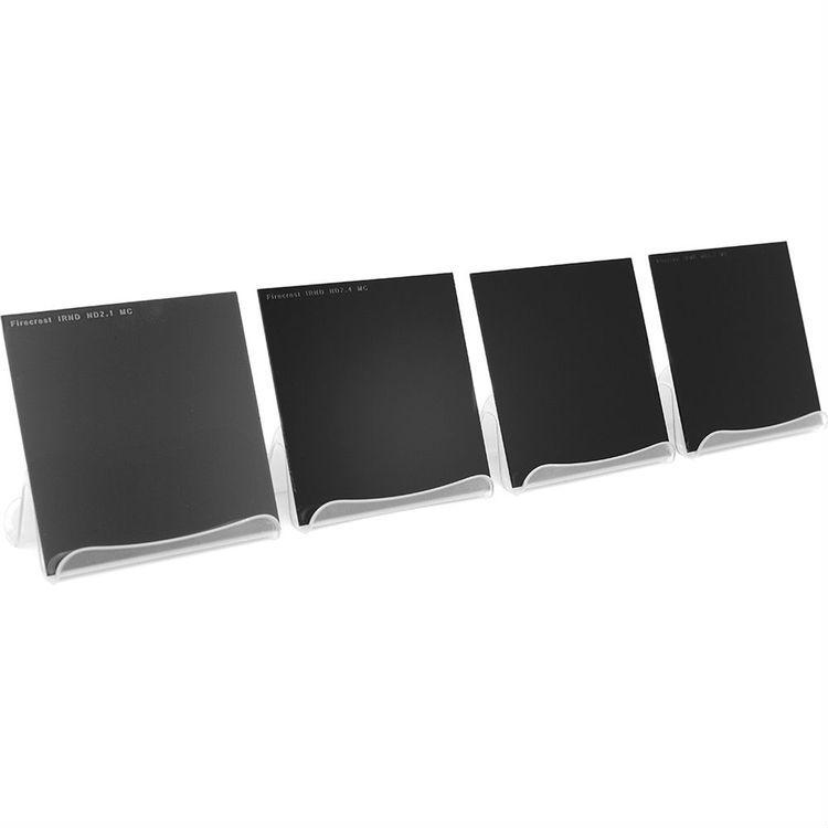 Formatt Hitech Firecrest ND 100x100mm (4x4) Neutral Density Kit of 4 filters 7 to 10 Stops