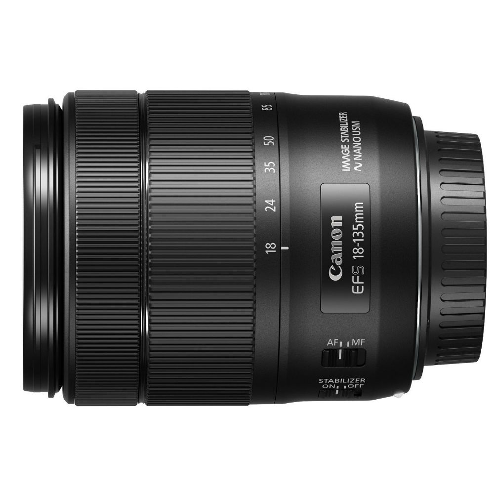 Canon EF-S 18-135mm F/3.5-5.6 iS nano-USM