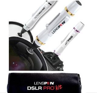 LensPen Elite SLR pro kit (Original, MicroPro, FilterKlear)