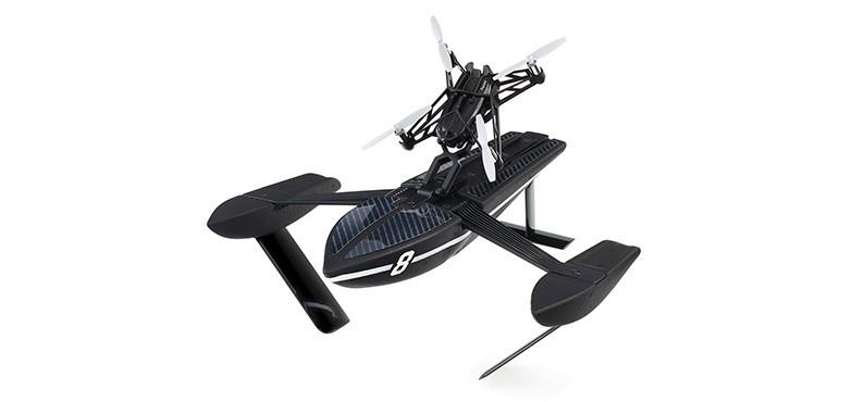 Parrot Minidrone Hydrofoil Orak, Zwart