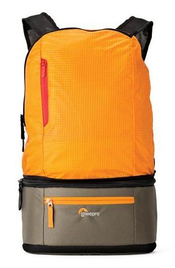 Lowepro Passport Duo Orange/Mica