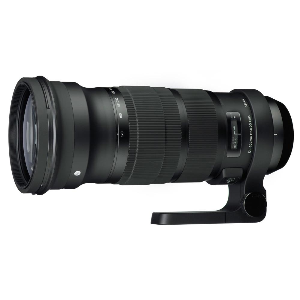 Sigma 120-300mm F/2.8 DG OS SPORTS HSM Nikon