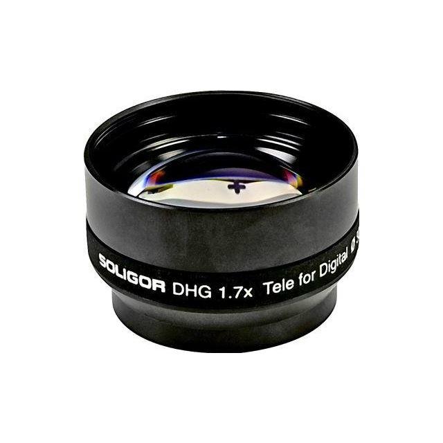 Soligor DHG 1.7 x 30mm voorzet Teleconverter