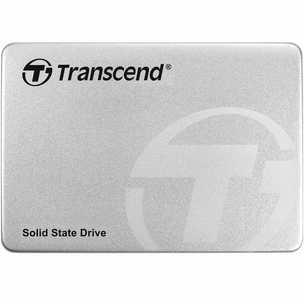 Transcend TS512GSSD370S 512GB 2,5 inch SSD370 SATA3 MLC Alu