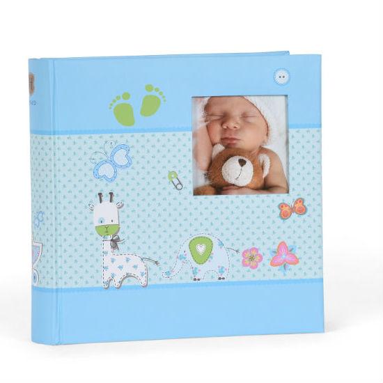 Henzo Baby Moments S Blauw Fotoalbum