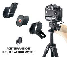 Manfrotto 322RS, Shut. Rel. Kit