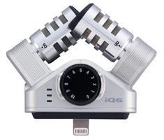 Zoom iQ6 microfon