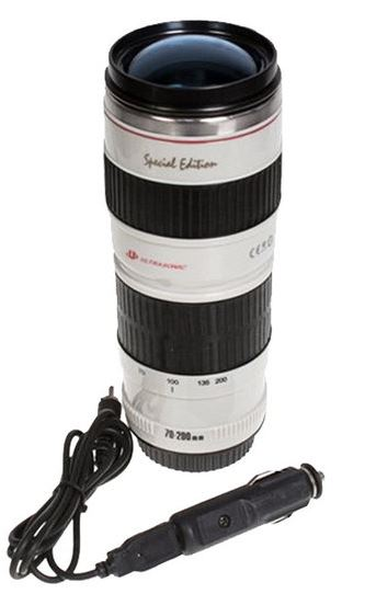 Lens Thermoskan BR-279 Canon 70-200mm Special Edition met dop