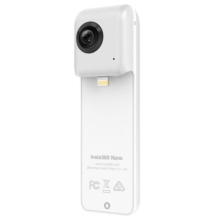 Insta360 Nano 360 graden camera voor iPhone