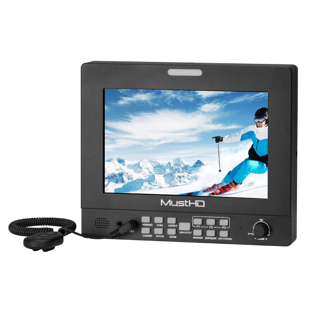 MustHD M703S 7 inch Monitor