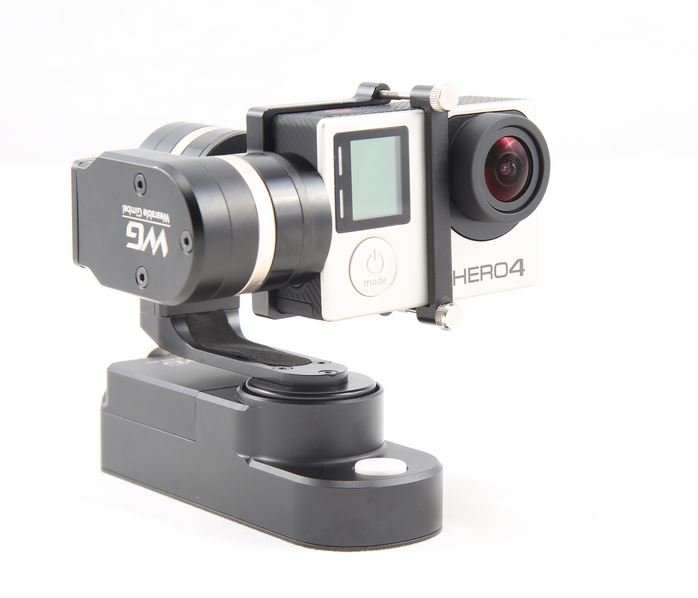 Feiyu Tech FY-WG Wearable Gimbal for GoPro Hero 3 & 4