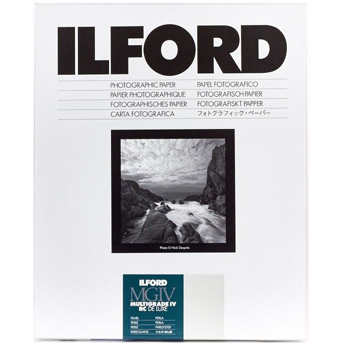 Ilford Multigrade IV 44M 17,8x24 25 vel