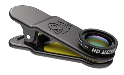 Black Eye HD Macro Lens voor Smartphone