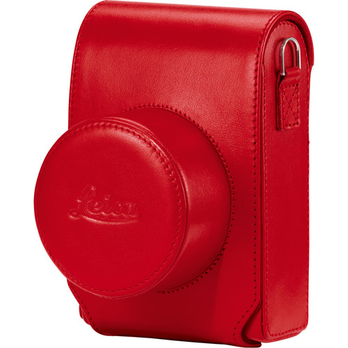 Leica 19556 D-lux 7 case red