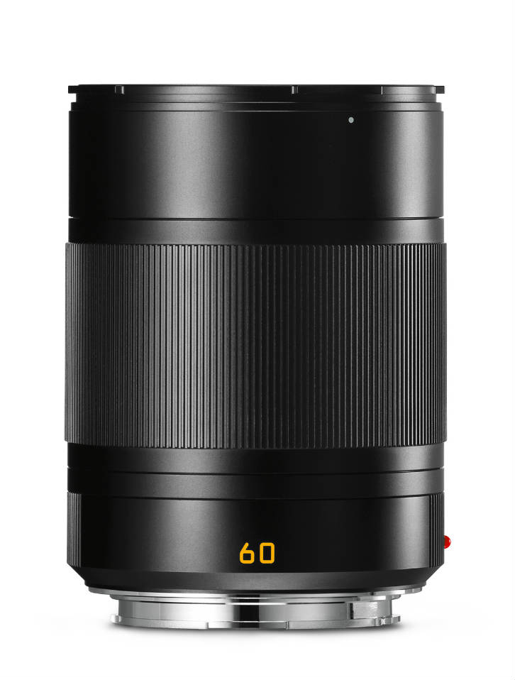 Leica 11086 APO-Macro-Elmarit-TL 60mm F/2.8 ASPH zwart