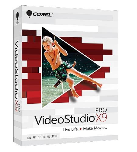 Afbeelding van Corel Video Studio X9 Pro (Dutch/French)