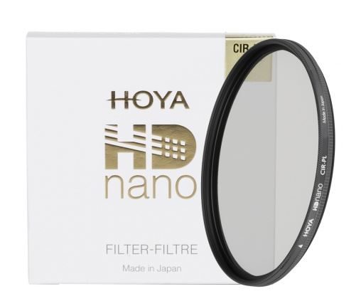 Hoya 55mm CIR-PL HD Nano