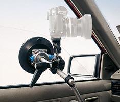 Manfrotto 241V, Camera Suction