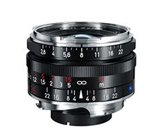 Zeiss 35mm F/2.8 C-Biogon T* zwart ZM (Zeiss-Leica)