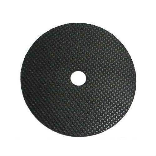 Caruba Rubber Dekplaat (45mm) met 3/8 inch uitsparing