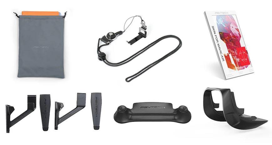 PGYTECH Accessories Combo for Mavic Air (Standard)