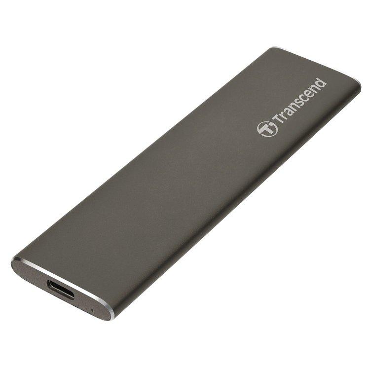 Transcend 240GB StoreJet 600 Portable SSD voor Mac