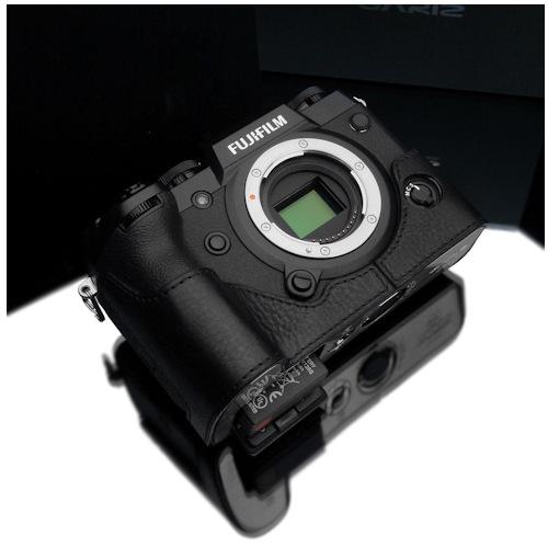 Gariz Halfcase zwart voor Fujifilm X-H1