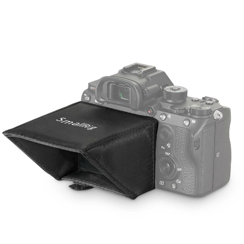 SmallRig 2215 LCD Screen Sunhood for Sony A7 A7II A7III A9 Series Cameras